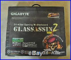 Gigabyte G1. ASSASSIN 2 LGA 2011 Intel X79 SATA 6Gb/s USB 3.0 Ext ATX Motherboard
