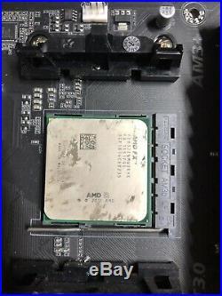 Gigabyte GA-970-Gaming Black Edition CPU & 16gb Ram G. Skill Combo