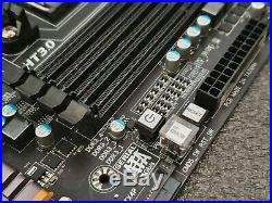 Gigabyte GA-990FXA-UD7 990FX AM3+ AMD E-ATX motherboard, 4-way SLI, 8x SATA III
