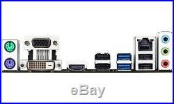 Gigabyte GA-H110M-S2H Motherboard CPU i3 i5 i7 LGA1151 Intel H110 DDR4 HDMI VGA