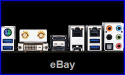Gigabyte GA-H270N-WIFI Motherboard CPU i3 i5 i7 LGA1151 Intel DDR4 HDMI DVI HTPC