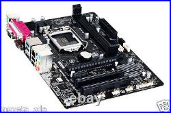 Gigabyte GA-H81M-S2PH Motherboard CPU i3 i5 i7 LGA1150 Intel H81 DDR3 SATA3 HDMI