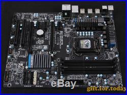 Gigabyte GA-P67A-UD3R LGA 1155 Intel P67 DDR3 USB3.0 Motherboard ATX With I/O