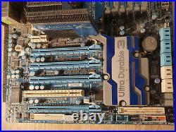 Gigabyte GA-X58A-UD7 LGA 1366 Intel X58 ATX Motherboard, SATA III, SLI