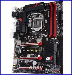 Gigabyte GA-Z170X-GAMING 3 6x PCIE 3.0 LGA 1151 Intel Z170 DDR4 ATX Motherboard