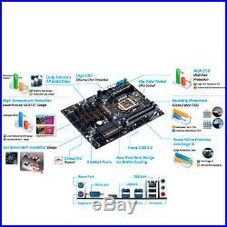 Gigabyte GA-Z87P-D3 For Z87 Intel LGA 1150 ATX Motherboard DDR3 TARJETA MAD 32GB