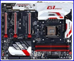 Gigabyte Intel Z170X Gaming 7 Skylake LED ATX Motherboard