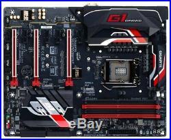 Gigabyte LGA1151 Intel ATX DDR4 Motherboards GA-Z170X-GAMING 6