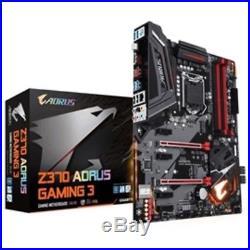 Gigabyte Motherboard Z370 AORUS Gaming 3 Intel Z370 LGA1151 DDR4 64GB PCI Expres