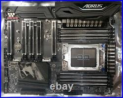 Gigabyte X399 Aorus Gaming 7 DDR4 M. 2 Motherboard