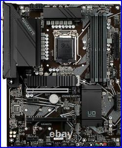 Gigabyte Z590 UD AC LGA 1200 Intel ATX Motherboard M. 2, PCI 4.0, Intel Wireless
