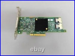 HBA HP H220 LSI 2308 6G PCIe x8 Gebraucht SAS SATA IT Mode FreeNas Avago 9205-8i
