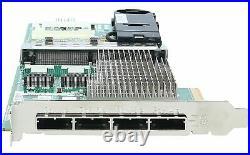HP 487204-B21 Smart Array P812/1G FBWC 2-ports Int/4-ports Ext PCIe x8 SAS C