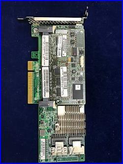 HP 6GB Smart Array 631670-b21 G8 P420/1GB FBWC 2P SAS Controller