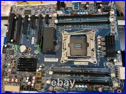 HP 710325-002 Z640 Workstation LGA 2011-V3 DDR4 Desktop Motherboard