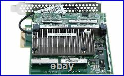 HP 726897-B21 HP Smart Array P840/4GB FBWC 12Gb 2-ports Int SAS Controller