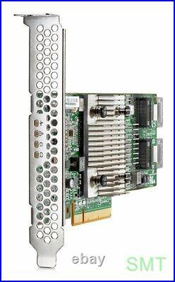 HP 779134-001 H240 12gb Sas Pci-e 3.0x8 2-port Smart Hba 726907-B21