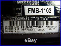 HP Z620 Workstation System Board Motherboard 619559-001