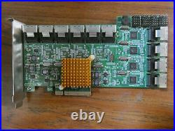 HighPoint Rocket 750 PCI-Express II to SATA III Host Adapter Card