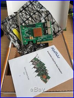 HighPoint RocketRAID RR2720 SAS SATA 8 Ports PCI-e RAID