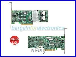 Hot LSI MegaRAID 9261-8i 8-port PCI-Express 6Gb/s SATA/SAS RAID Controller Card