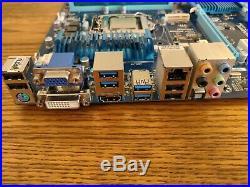 I7 3770K cpu, Gigabyte GA-Z77-D3H rev1.0 motherboard, 32gb of Geil Ram, LGA1155