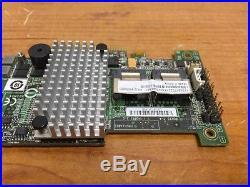 IBM 46M0829 PCI-Express x8 SATA III 6.0Gb ServeRAID M5015 SAS RAID Controller