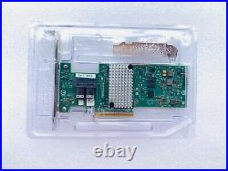 IBM LSI 9302-8I SAS3008 12Gbps SAS SATA JBOD HBA IT mode ZFS FreeNAS unRAID