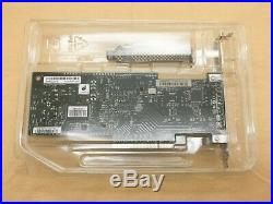 IBM LSI SAS9220-8i M1015 46M0861 SAS/SATA PCI-e RAID Controller Both brackets