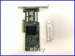 IBM M1015 LSI 9220-8i 6Gbps SATA/SAS HBA P20 IT Mode ZFS FreeNAS unRAID