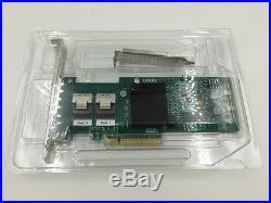 IBM ServeRaid M1015 46M0861 LSI SAS9220-8i SAS/SATA PCI-E RAID Controller