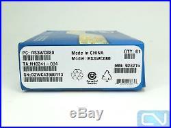 In Box Intel RS3WC080 PCI-E 3.0 x8 SATA SAS RAID Controller LSI SAS 9341-8i