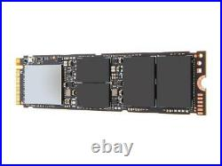 Intel 760p 1TB M. 2 2280 80mm PCIe NVMe PCI-Express 3.0 x4 TLC 3D2 1.0TB SSD