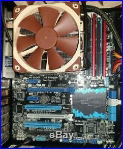 Intel Core i7 3770K & ASUS P8Z77-V Pro Bundle + Extras