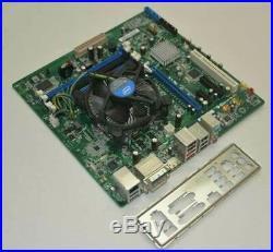 Intel DQ67OW core i7-2600k unlocked motherboard 3.40GHz 16GB RAM bundle