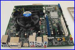 Intel DQ67SW LGA1155 Motherboard, I5 2500 QUAD @ 3.7GHz, 8GB DDR3, USB 3.0