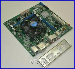 Intel DQ77mk core i7-2600 motherboard 3.40GHz/16GB RAM bundle