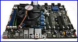 Intel DX58SO i7-930 2.8Ghz 16GB GeForce 210 HighProfile GFX Card Bundle