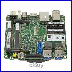 Intel NUC BLKD34010WYB Core i3 4th Gen DDR3 Ultra Compact Desktop Motherboard