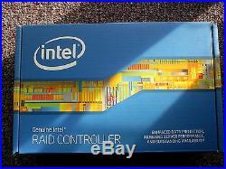 Intel RS3DC080 PCI-Express 3.0 x8 SATA / SAS Controller Card