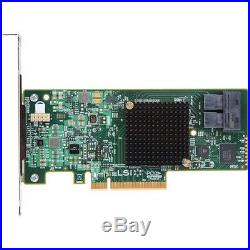 Intel Raid Controller Rs3wc080 12gb/s Sas Pci Express 3.0 X8 Plug-in Card