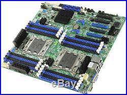 Intel S2600CP2 Socket R Motherboard Intel C602 DDR3 SSI EEB SATA3 USB2.0 VGA