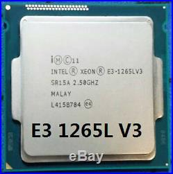 Intel Xeon Processor E3-1265L v3 CPU Haswell Quad-Core L415B784 2.5GHz