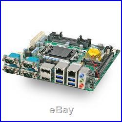 Jetway NF693T Mini ITX Motherboard, Intel H110, LGA1151, TPM 1.2, JNF693T-H110