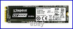 Kingston KC1000 960GB M. 2 PCI-E HHHL (PCIe 3.0 x4) (SKC1000H/960G) Memory Drive