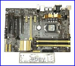 @LATEST BIOS@ ASUS Z87-K, LGA 1150/Socket H3 Intel Motherboard HDMI USB 3.0