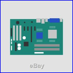LGA1155 I7/I5/I3 ATX WithVGA, GBIT/4USBDDR3/2S/SATAIII, 4PCI, V1.14