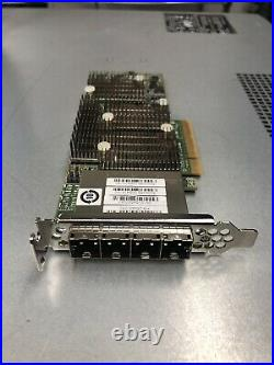 LSI 9206-16e 6Gb/s 16-Port SATA SAS PCI-e 3.0 x8 External HBA SAS2308 LP SFF8644