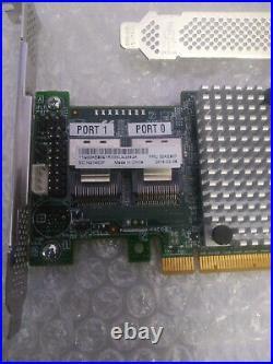 LSI 9207-8i (IBM M5110) with2 CABLES IT MODE PCI-E 3.0 SAS2308 ZFS UNRAID TRUENAS
