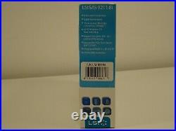LSI 9211-8i LSI00194 SAS SATA 6Gbps 8 Ports HBA PCI-E RAID Controller Card